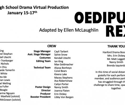 Oedipus Rex Program